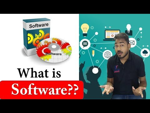 What is software? definition and meaning  | what is software in computer