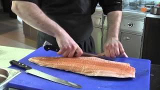 DIY | Wie filetiert man einen Lachs? | Topfgucker-TV