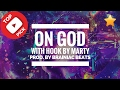 Lil Bizzy x Trae x MGK type beat Buy Rap Beats 'On God' Instrumental With Hook