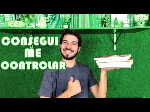 BOOK HAUL BIENAL SP 2018 | O Refúgio
