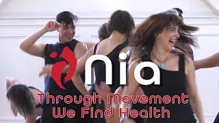 Image linking to Nia: Through Movement We Find Health!
