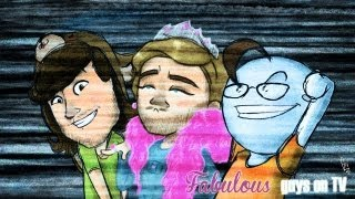Fabulous guys on TV - Cry/Pewds/CTK Fananimation
