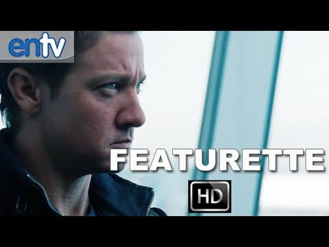 The Bourne Legacy Featurette 'Look Inside'