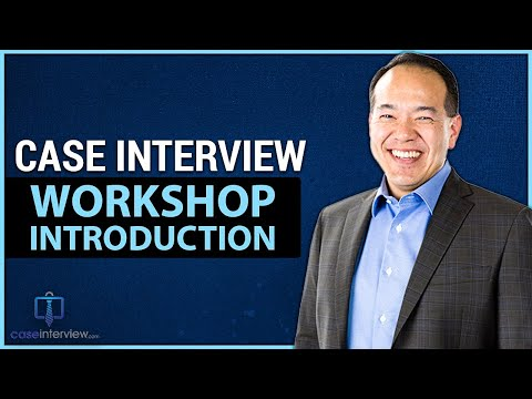 2 4 12 - Case Interview Workshop Video 1 - Introduction By Victor Cheng Author, Case Interview Secrets www.CaseInterviewSecrets.com For my free email newsletter on pa...
