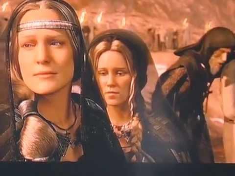 Beowulf Ending scene