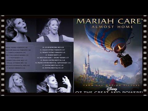 Mariah Carey - Almost Home [8-Tracks EP]