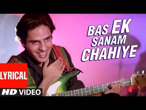 Quot Ek Sanam Chahiye Aashiqui Ke Liye Quot Lyrical Video Aashiqui Kumar Sanu Rahul Roy Anu Agarwal