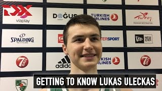 Getting to Know: Lukas Uleckas (ANGT Kaunas)