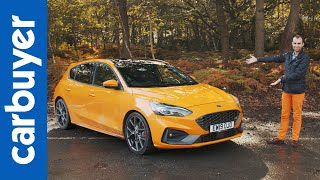 Ford Focus ST hatchback 2020 in-depth review - Carbuyer by Carbuyer