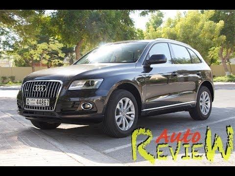 2013 Audi Q5 2.0l TFSI quattro tiptronic – Review by AutoReview – Dubai (Episode 2) – [ENG]