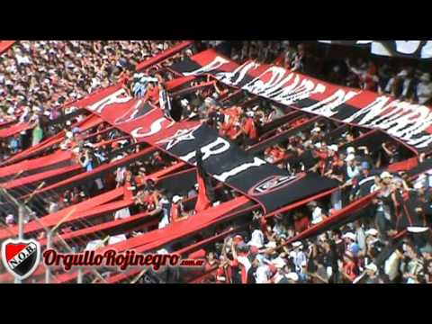 La hinchada mas popular desde la visera (HD) - Newell's 0 - 0 Colón - OrgulloRojinegro.com.ar - La Hinchada Más Popular - Newell's Old Boys