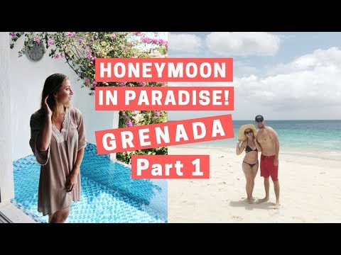 GRENADA HONEYMOON PT ONE: SANDALS LA SOURCE AND GRAND ANSE BEACH | BRYCE & STEFANIE