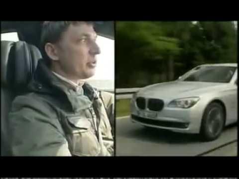 BMW 7-series Тест BMW 7 Series