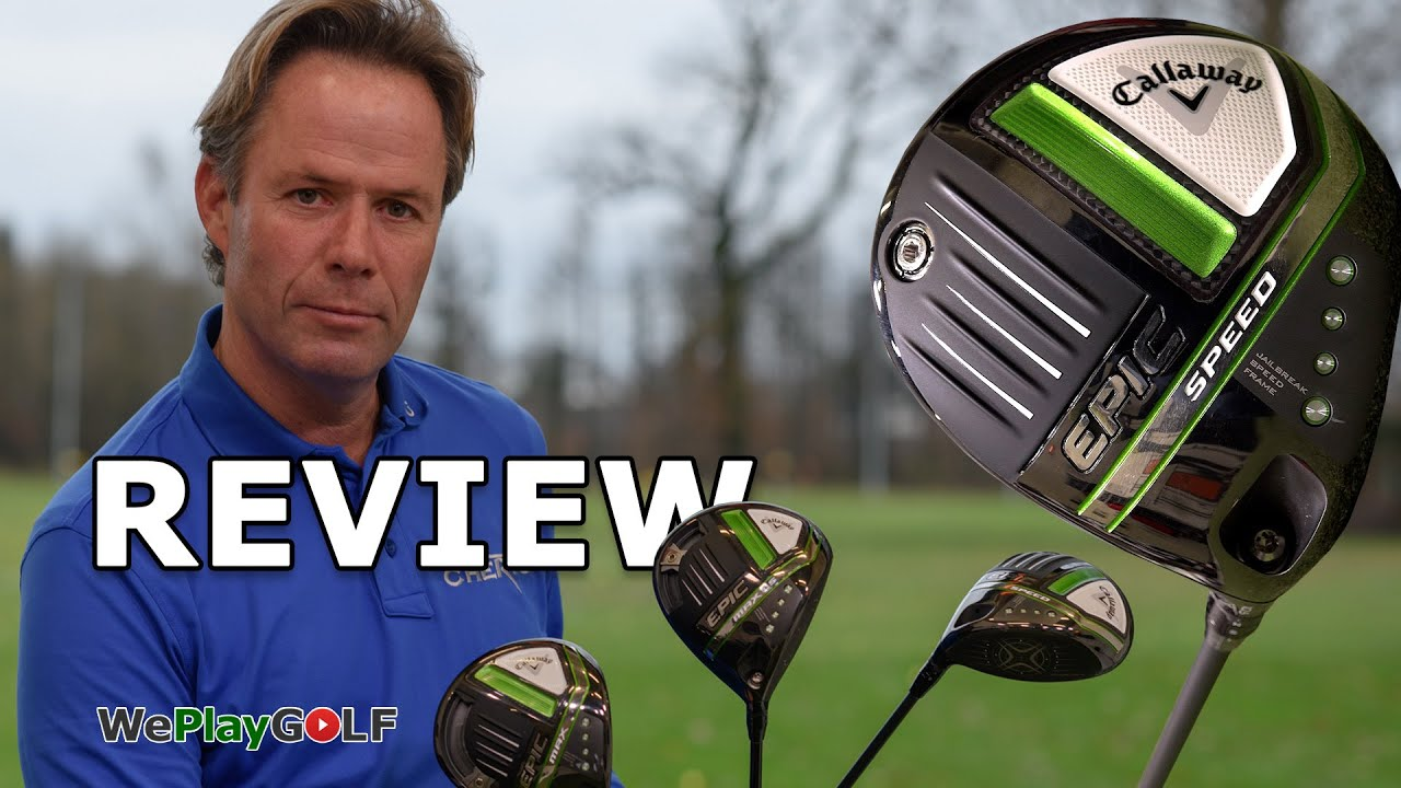 Brand new Callaway Epic 2021 Driver tested - How good is this EPIC SPEED driver?