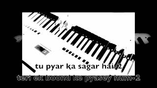 Video tu pyar ka sagar hai-Seema (Tribute to Manna Dey)) download in MP3, 3GP, MP4, WEBM, AVI, FLV January 2017