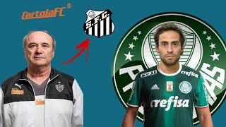 NOTICIAS - VALDIVIA NO PALMEIRAS?! PRÓXIMO DO SANTOS! E CARTOLA FC Noticia do Valdivia:...