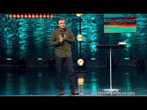 """Deep Wounds, Deep Healing"" With Jentezen Franklin"