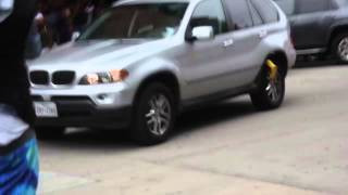 Video Woman Drives Boot off BMW at Bad Girls Club Audition In Houston (Original Video) MP3, 3GP, MP4, WEBM, AVI, FLV Agustus 2017