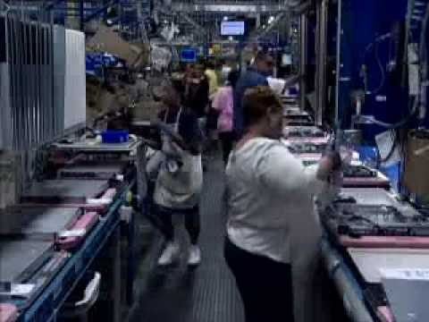 Dell: Manufacturing (Narrated by David Houston)