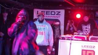 Kool G Rap Live In Boston Part 1 (The Realest/Take Em To War)