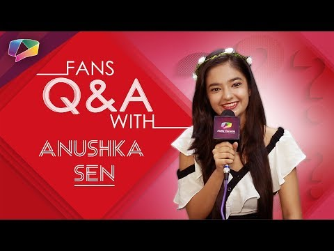 Video Anushka Sen Answers Fan Questions With India Forums   EXCLUSIVE download in MP3, 3GP, MP4, WEBM, AVI, FLV January 2017