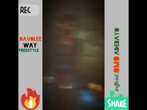 Davolee way freestyle......freestyle Friday