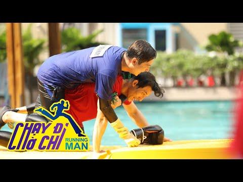 Chạy Đi Chờ Chi| Tập 13| Không ai địch nổi sức nặng Ngô Kiến Huy - Thời lượng: 20 phút.