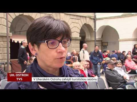 TVS: Uherský Ostroh - Zahájení turistické sezóny