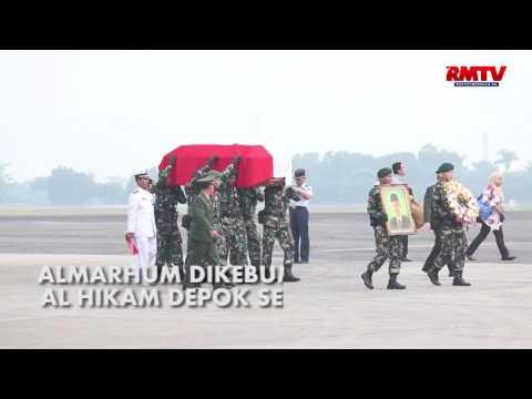KH Hasyim Muzadi Wafat Sehari Setelah Dijenguk Jokowi