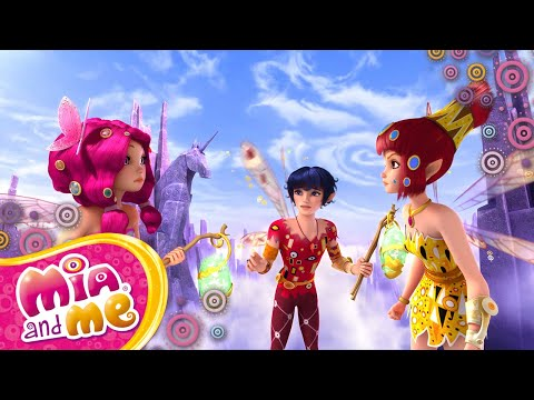🦄🥰 Singing in the mist - part 2 - Mia and me - Season 3 🦄🌸