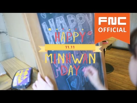 HAPPY MINHWAN DAY (Teaser)