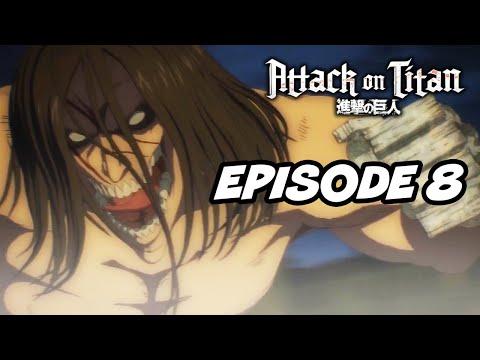 Attack On Titan Season 4 Episode 8 TOP 10 Breakdown and Easter Eggs