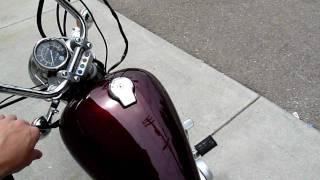 6. 2007 Yamaha Virago 250