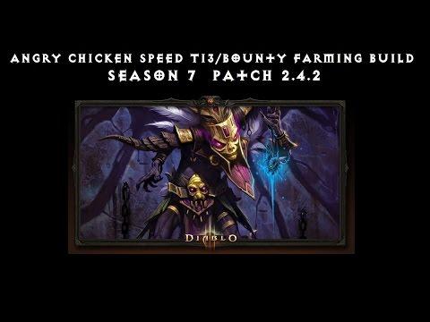 Arachyr Speed Chicken Build Season
