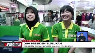 Video Presiden Jokowi Ajak Moon Jae-in ke Bogor Trade Mall MP3, 3GP, MP4, WEBM, AVI, FLV Februari 2018