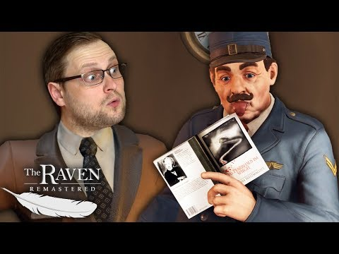ИНТЕЛЛИГЕНТНАЯ ИГРА ► The Raven Remastered