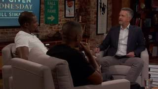 Kevin Durant and Nas - KD on Move to Golden State (HBO)