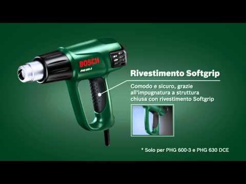 Termosoffiatore Bosch PHG 500-2
