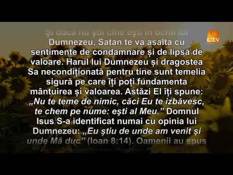 Кавантал Лы Дамнезеа пентра Астази - 14.07.2018