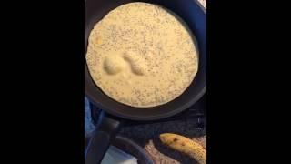 Gluten-free Amazon Crepe