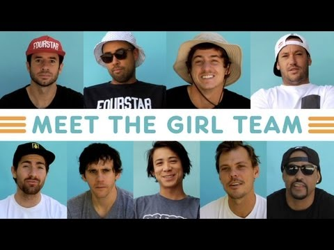 Pretty Sweet Tour: Meet The Girl Team