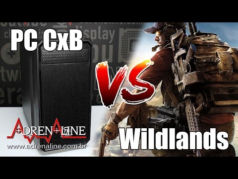 Ghost Recon Wildlands e seu péssimo desempenho no PC Adrenaline Custo x Benefício!