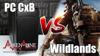 """Ghost Recon Wildlands chegou essa semana para PS4, Xbox One e PC, e aproveitamos para testar o desempenho do game em PCs. Destacamos o nosso """"meio de campo"""" pra começar os testes: o PC Custo x Benefício, modelo em que tentamos equilibrar custo com performance.Veja PC a venda na Pichau com as configs que montamos nesse vídeo!http://www.pichau.com.br/computador-pichau-gamer-i5-7400-rx-470-4gb-8gb-hd-1tb-versa-h15?utm_source=adrenaline&utm_campaign=adrenalineArtigo: PC Gamer Adrenaline: qual o computador que indicamos você montar pra jogar!http://adrenaline.uol.com.br/2017/02/08/47242/pc-gamer-adrenaline-qual-o-computador-que-indicamos-voce-montar-pra-jogar-/- Processador Intel Core i5-6400 - Site oficial - R$ 744- Placa-mãe Gigabyte B150M-Gaming 3 DDR4 - R$ 471- Memórias DDR4 2400MHz HyperX Fury 4GB (2x) - R$ 175- Placa de vídeo PowerColor Radeon Red Dragon RX 470 4GB - Site oficial - R$ 799- Disco rígido de 1TB Seagate Barracuda - Site oficial - R$ 260- Fonte Thermaltake Smart 500W - Site oficial - R$ 230- Gabinete Thermaltake Versa H15 - Site oficial - R$ 238 (a versão sem acrílico na lateral utilizada no vídeo custa 50 reais a menos - colocamos o preço errado)Agradecemos a Nvidia Brasil pelo envio da chave do game. Em breve mais testes, inclusive com nosso PC dos Sonhos e o guerreiro da galera, o PC Baratinho."""