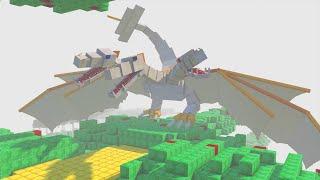 Minecraft Animation: Crazy Craft The King's Goodness Tree