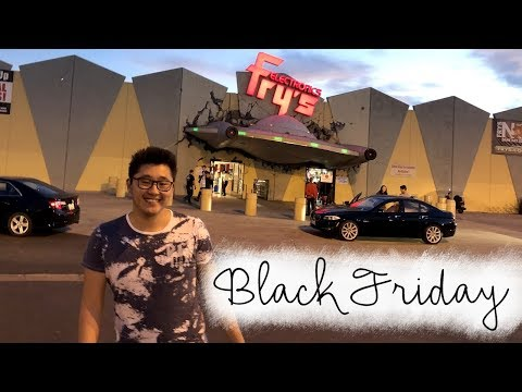 Vlog: Viagem para Los Angeles - Black Friday, Best Buy, Fry's Eletronics e mais #3