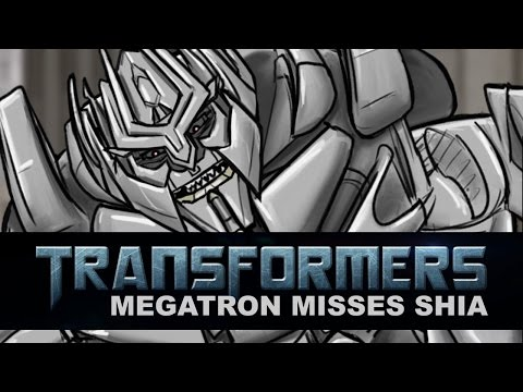 megatron - Megatron has been thinking of the days gone by... Thanks for Watching! Get some HISHE Gear over at: http://howitshouldhaveended.spreadshirt.com Like us on Fa...
