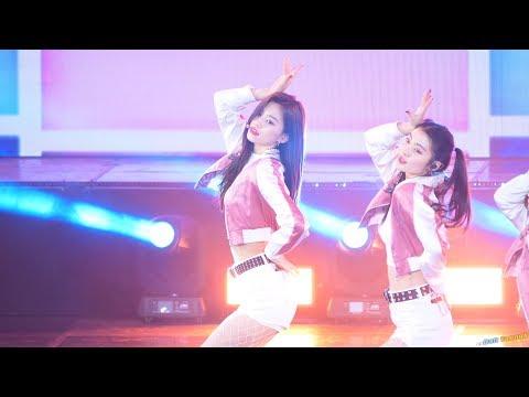 181123 김도연 Kim Doyeon 위키미키 Weki Meki 'True Valentine' 4K 60P 직캠 @히어로콘서트 by DaftTaengk - Thời lượng: 4 phút, 21 giây.