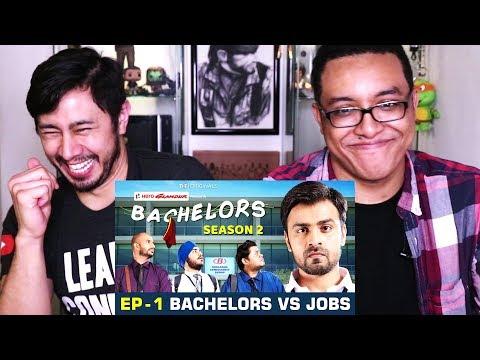 Download TVF BACHELORS S2E1 | BACHELORS vs JOBS | Reaction w/ Ricardo! HD Mp4 3GP Video and MP3