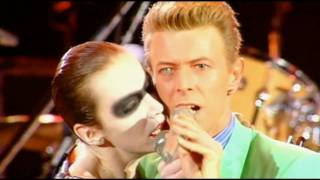 Queen & Annie Lennox & David Bowie - Under Pressure