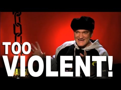 Quentin Tarantino on Violence, the 'N' Word, and Django Unchained   | Tinsel Talk